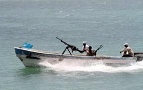 Somalijski pirati so lani z odkupninami zaslužili 127 milijonov evrov