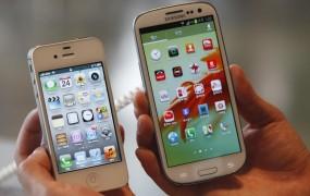 Samsung mora Applu plačati 1,05 milijarde dolarjev