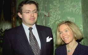 Dediča Tetra Paka osumljen umora žene, milijarderke Eve Rausing