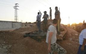 Sirski režim zanika, da se je v Treimsi zgodil pokol
