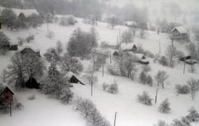 Balkan v smrtonosnem primežu zime