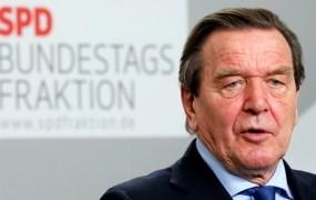 Schröder prebivalcev mesta, ki bi se potegovalo za organizacijo OI, sploh ne bi vprašal za pristanek