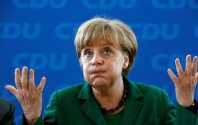 Hud poraz CDU Merklove na deželnih volitvah v Severnem Porenju-Vestfaliji