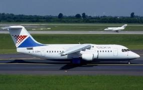 Virus ali stavka? Petina osebja Croatia Airlines na bolniškem dopustu