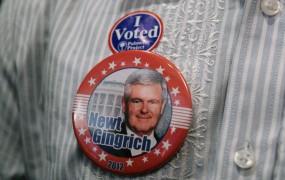 Na republikanskih volitvah Južne Karoline slavil Newt Gingrich