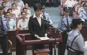Žena kitajskega politika obsojena na smrt zaradi umora britanskega poslovneža