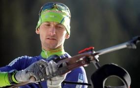 Potrudil se bom, da osvojim olimpijsko kolajno za Slovenijo