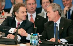 Tonyju Blairu zaradi iraške vojne ne bo treba pred sodnika