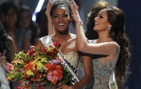 Miss Universe 2011 25-letna Angolka Leili Lopes