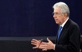 Italijanski premier Monti: Grčija kot katalog najslabših političnih praks