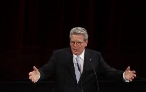 Joachim Gauck bo novi predsednik Nemčije