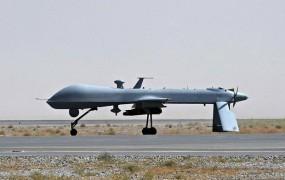 Iran trdi, da je zajel ameriško brezpilotno letalo