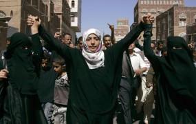 Nobelova nagrada za mir gre trem borkam za pravice žensk