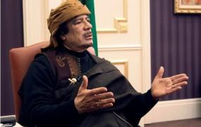Gadafija končno pokopali