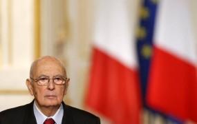 Predsednik Italije zaščiten pred prisluhi v preiskavah mafije