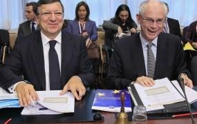 Nobelovo nagrado za EU bodo prevzeli Van Rompuy, Barroso in Schulz