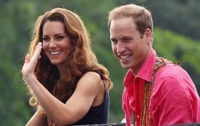 Princ William in Kate pričakujeta naraščaj