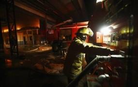 V Avstriji devetletnik odgovoren za požar v supermarketu