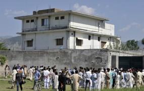 Pakistanci rušijo bin Ladnov zadnji dom