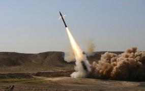 Iran je preizkusil balistično raketo dolgega dosega