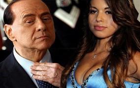 Berlusconijevo razmerje z Ruby pred ustavnim sodiščem