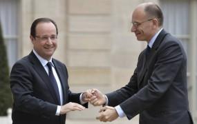 Letta: Italija bo držala svoje obljube