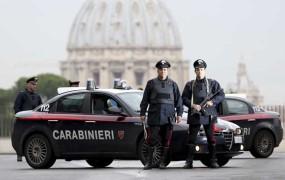 Policista zaspala in ostala brez radarja