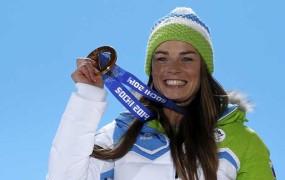 Kljub olimpijskim medaljam so novinarji spregledali Tino Maze