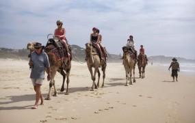 Zaradi krize odhaja v tujino vse manj ruskih turistov