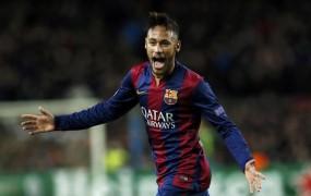 Neymar: Težko je biti v konkurenci z Messijem in Ronaldom