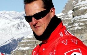 Schumacherja leto dni po padcu čaka počasno okrevanje, stanje Bianchija nespremenjeno