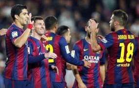 Barcelona do januarja 2016 ne bo mogla kupiti okrepitev