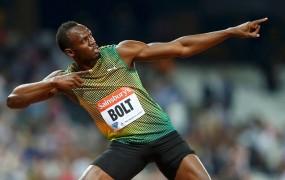 Bolt: Svetovna rekorda na 100 in 200 m sta premagljiva