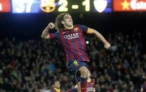 Pretresi v upravi Barcelone: Zubizaretto odpustili, Puyol odstopil