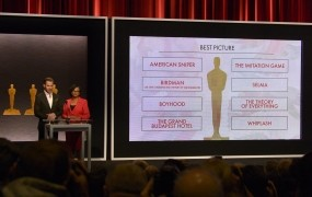 Oskarjevske nominacije: Po devet za dramo Birdman in komedijo Grand Budapest hotel