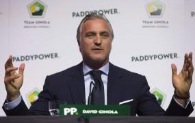 Nekdanji francoski nogometaš David Ginola tretji protikandidat Blatterju