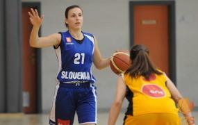 Nika Barič bo igrala v ligi WNBA