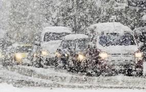Slovenijo čaka obilna pošiljka snega