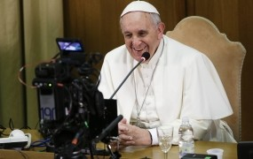 Frančišek bo prvi papež, ki bo nagovoril oba domova ameriškega kongresa