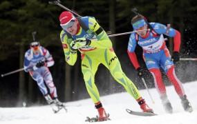 Fak zmagovalec sprinta na Češkem