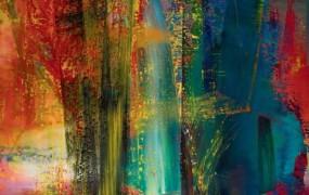 Richterjeva slika na dražbi prodana za rekordnih 41 milijonov evrov