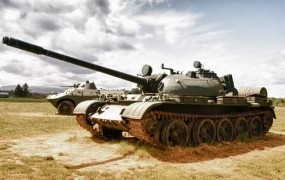 Na Hrvaškem se bodo turisti lahko vozili s tanki