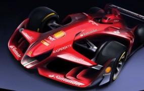 Ferrari predstavil svojo vizijo prihodnosti formule 1