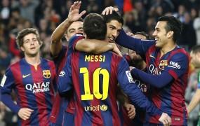 Barcelona sklenila rekorden televizijski posel