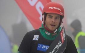 Žan Košir osvojil še slalomski globus