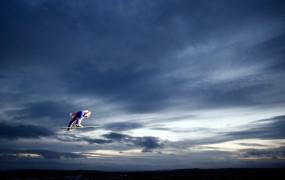 V Oslu nadaljevanje skakalne drame: nov troboj Prevca s Kraftom in Freundom