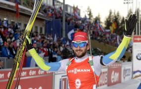 Jakov Fak zmagovalec zadnje tekme sezone v Hanti Mansisku