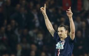 Ibrahimoviću štiri tekme kazni zaradi žaljenja Francije