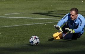 Jan Oblak bo branil proti Realu