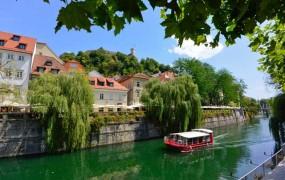 Ljubljana je najboljša turistična destinacija leta 2015